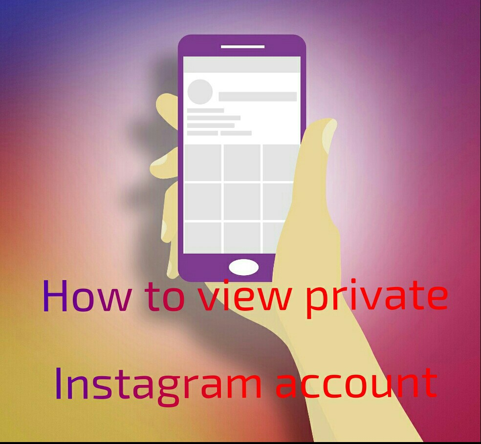 how to get a private account on instagram