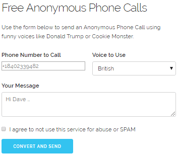 Top 10 best fake anonymous sms sending apps (android/iphone