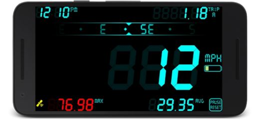 best speedometer apps android/iphone
