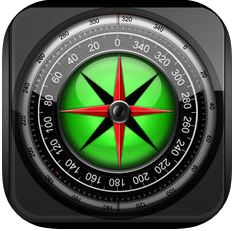 best compass app iphone 2018