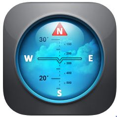 best commander compass app android/iphone 2018