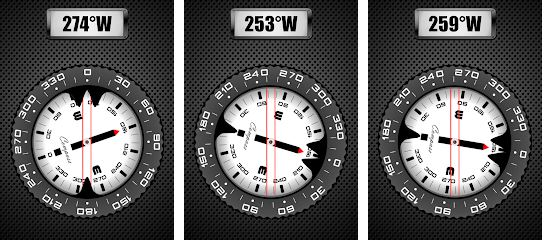 top 10 best compass apps android/iphone 2018