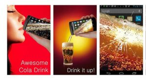 Best cola soda fountain app iPhone/Android