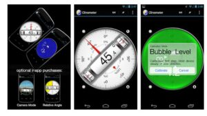 best inclinometer app Andrid/ iPhone