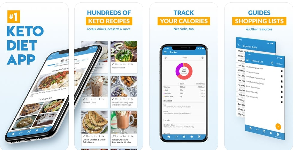 best keto diet apps