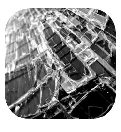 Best Cracked Mobile Screen App Android/iPhone