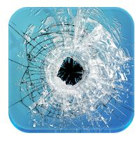 Best Cracked Mobile Screen App Android