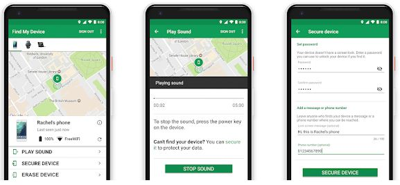 Best Find My Phone App Android/iPhone