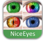 Best eye color changing app Android