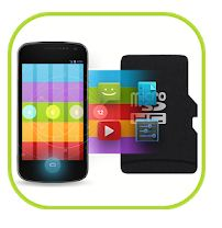 best phone to SD card apps android