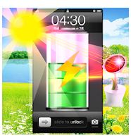 Best Solar battery apps Android