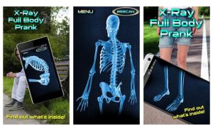 Best X Ray Apps Android/ iPhone
