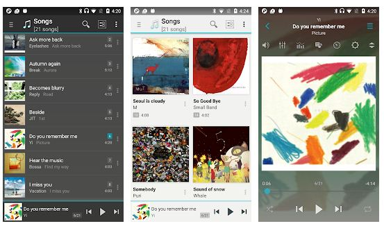 best band equalizer apps Android/ iPhone