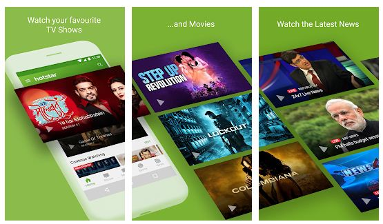 Best entertainment apps Android / iPhone
