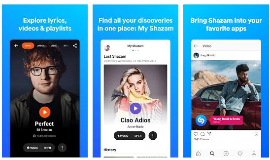 Best song lyrics apps Android/ iPhone