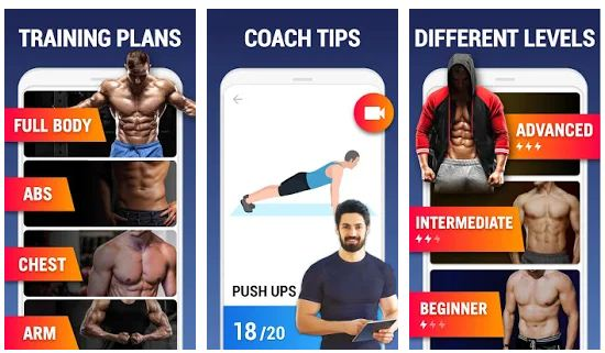 Best bodybuilding apps Android/ iPhone