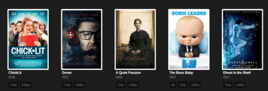 new torrent movies out