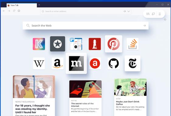 Top 10 Best Lightweight browser software (Windows/Mac) 2019