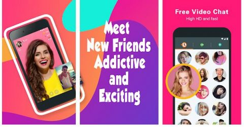best free random video chat app for iphone