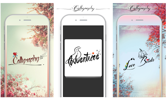 Best Calligraphy Apps Android / iPhone