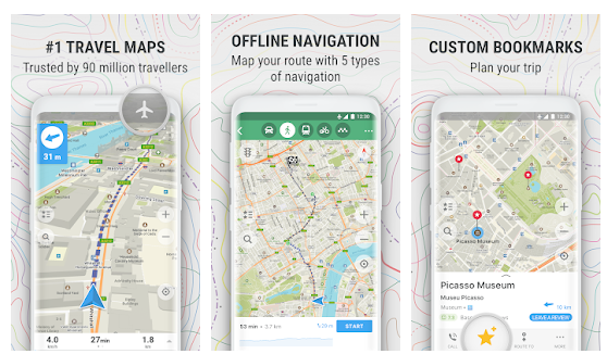 Best Offline Gps Apps Android/ iPhone