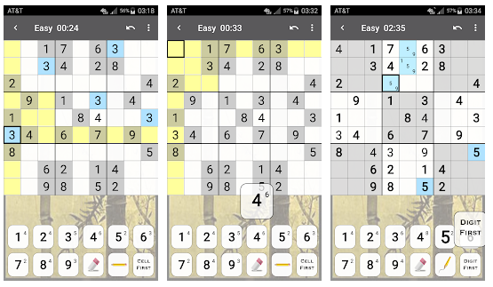 Best Sudoku Apps Android/ iPhone