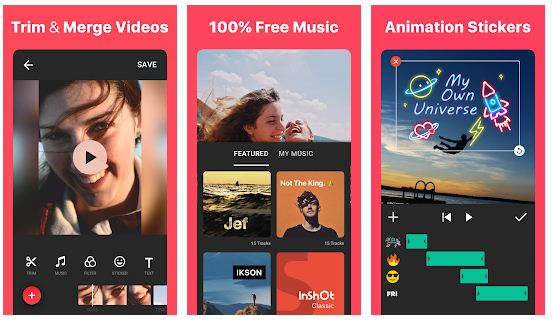Top 10 Best Vine Editor Apps (android/iPhone) 2019