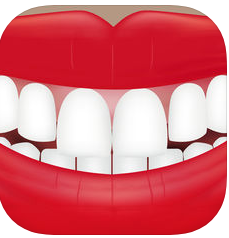Teeth whitening apps iPhone