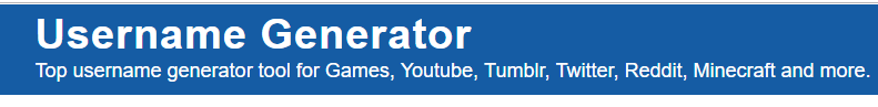 Best YouTube Name Generator Tools Online