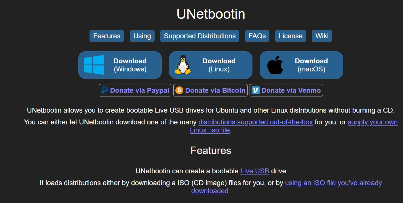 Best USB Bootable Software windows/ Mac