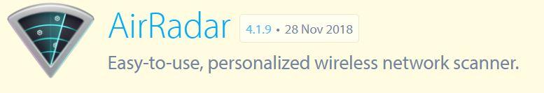 Best WiFi Analyzer Software mac