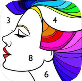 Best Coloring Painting Games iPhone