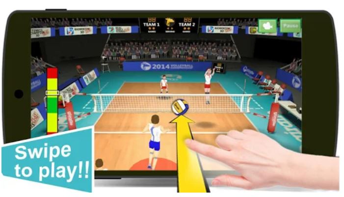 Best Volleyball Games Android/ iPhone