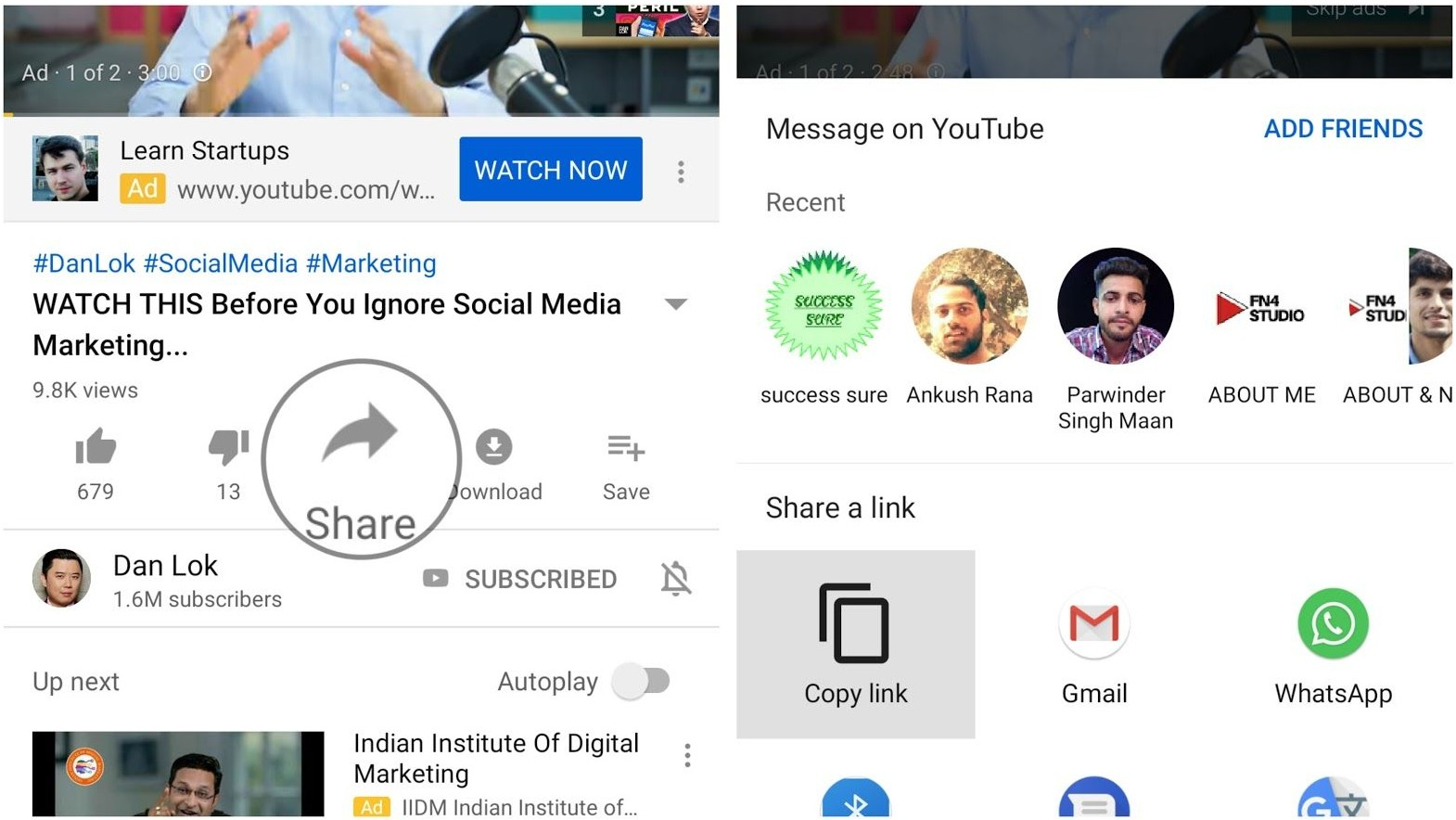 How to Download YouTube Videos using snaptube