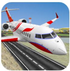 Best Airplane Flight Games Android
