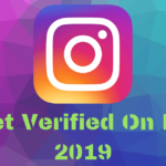 How to get verified on instagram in 2020 (Step By Step )