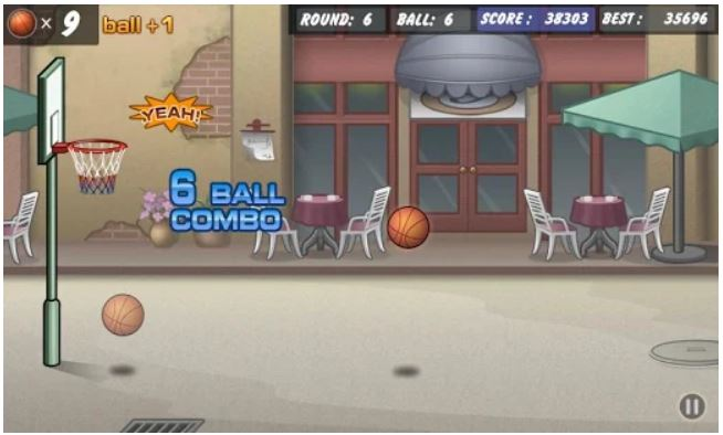 Best Basketball Games Android/ iPhone