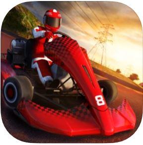 Best Kart Racing Games iPhone