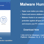 Malware Hunter anti-malware software Review 2021