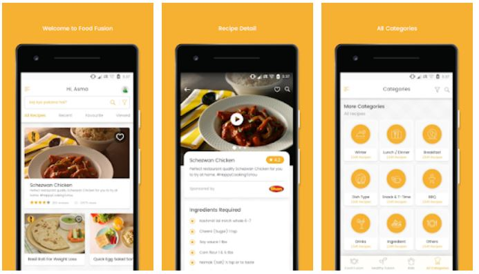 Best Cooking Apps Android/ iPhone