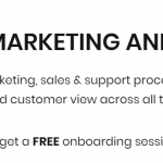EngageBay: An exceptionally synchronized Sales & Marketing CRM