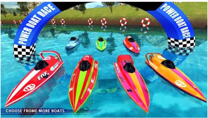 Best Motor Boat Driving Games Android/ iPhone