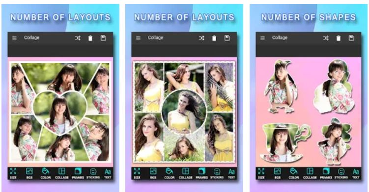 Best Photo Frame Apps Android/ iPhone