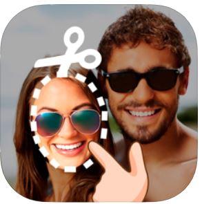 Best Face Cut&paste Apps iPhone