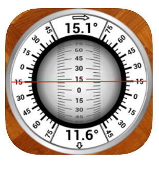 Inclinometer Apps Android / IPhone 2020