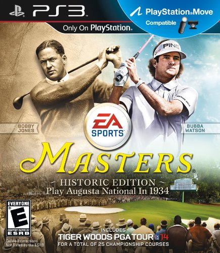 Best Golf Games PS4