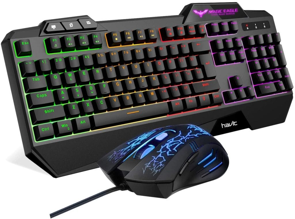 Wireless keyboard Mouse combo 2020