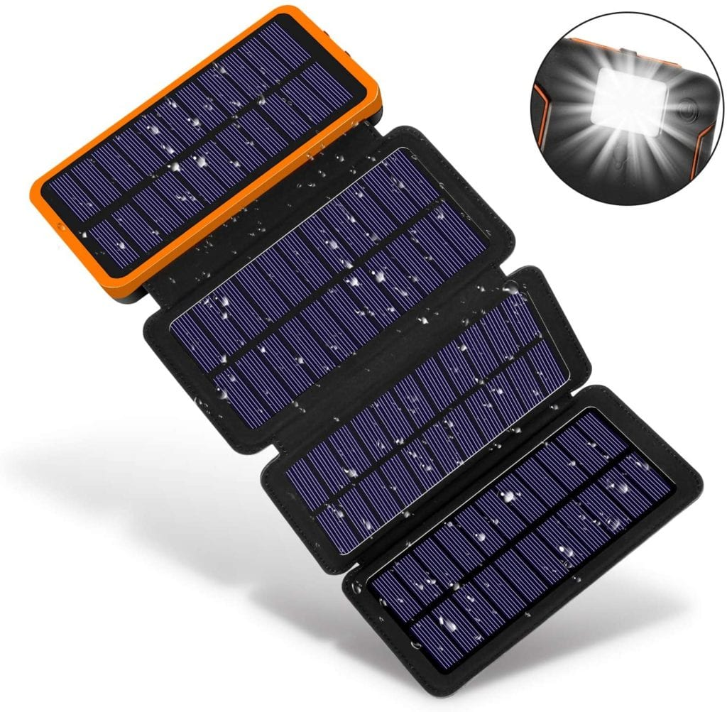 Top 15 Best Solar Chargers 2020
