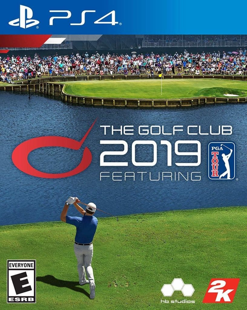 Golf Games PS4