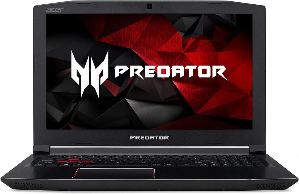 Laptop with GTX 1060